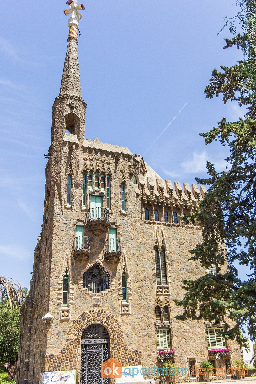 landscape barcelona