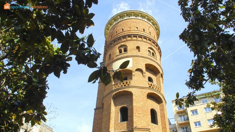 Torre de las Aiges, Barcelona
