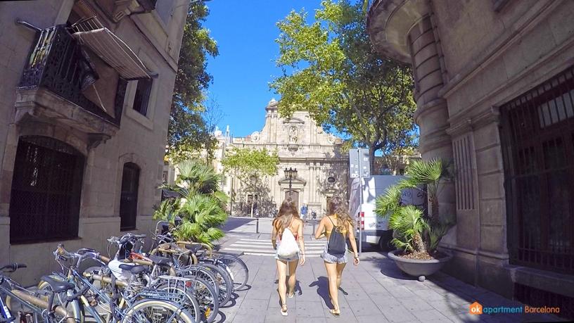 Square Barceloneta