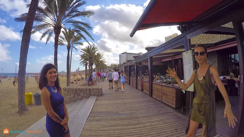 beach barceloneta