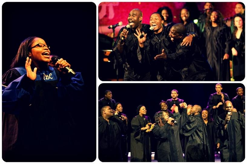 Alabama Gospel Choir Барселона