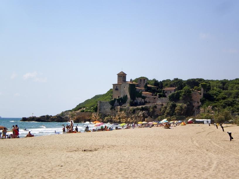 Spiaggia di Altafulla - Barcellona