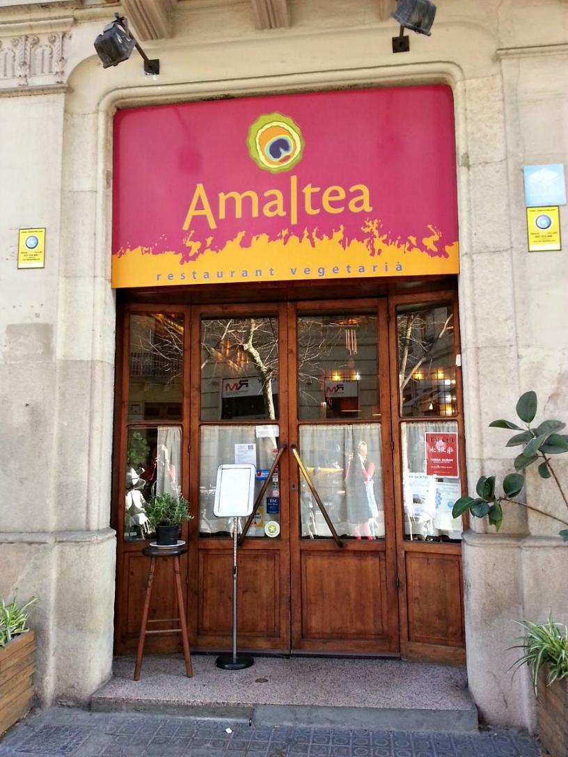 Amaltea Барселона