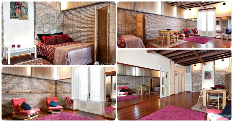 Apartamento Nou Rambla