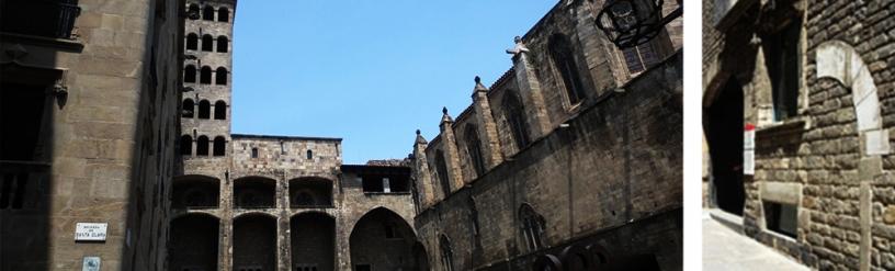 Arco mal colocado del Museo de la Ciudad