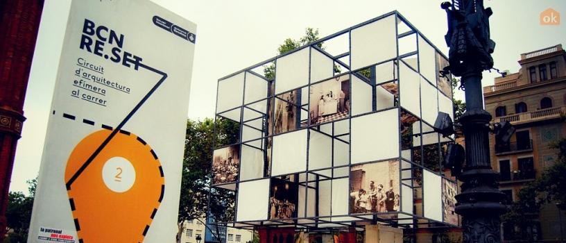 Memoria, Barcelona escultura