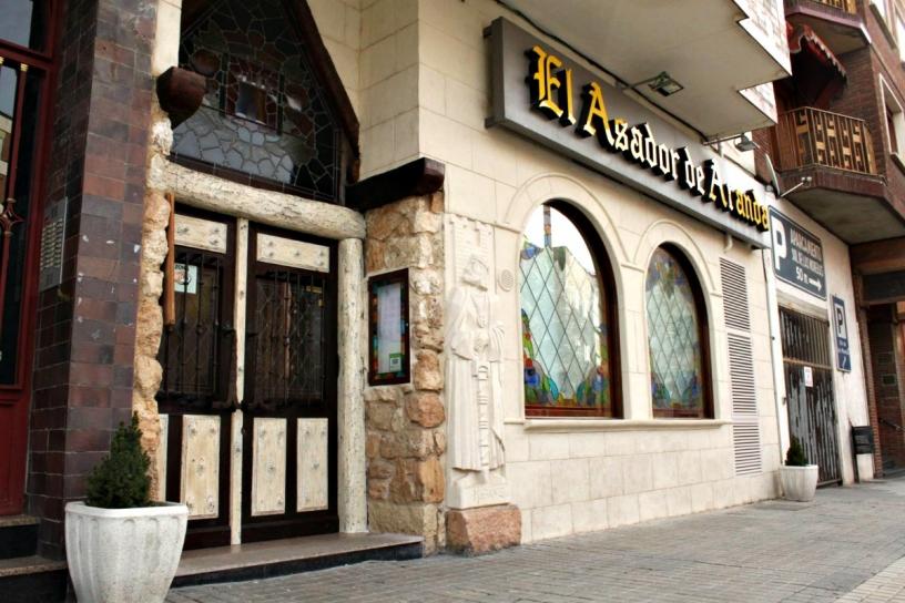 Асадор де Аранда Тибидабо Барселона