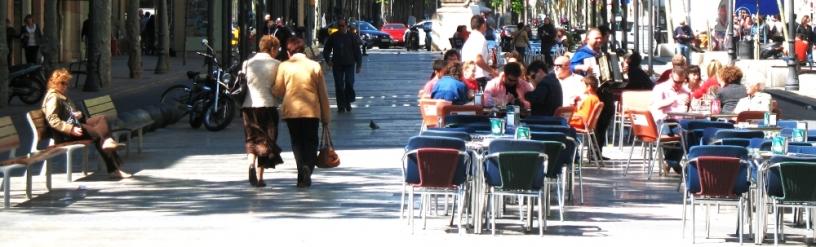 La Avinguda de Gaudí