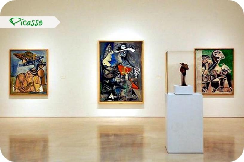 Музей Пикассо в Барселоне