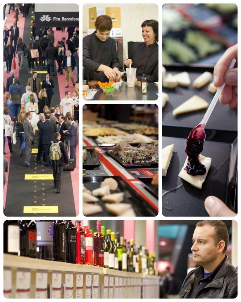 Alimentaria Food Fair Barcelona 2016