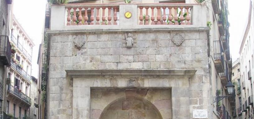 Balustrada San Justo
