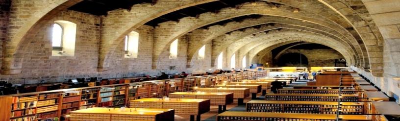 Biblioteca de Catalunya Barcelona