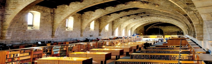 Biblioteca de Catalunya Barcelna