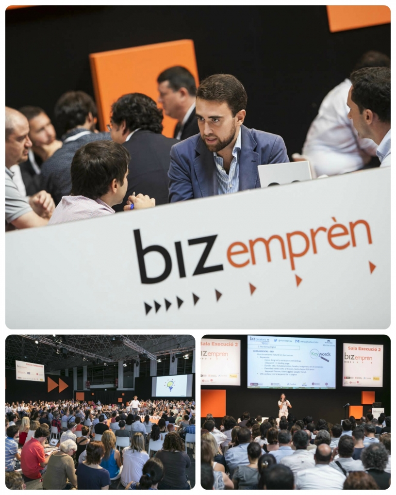BizBarcelona - Networking and conferences for small businesses and startups.