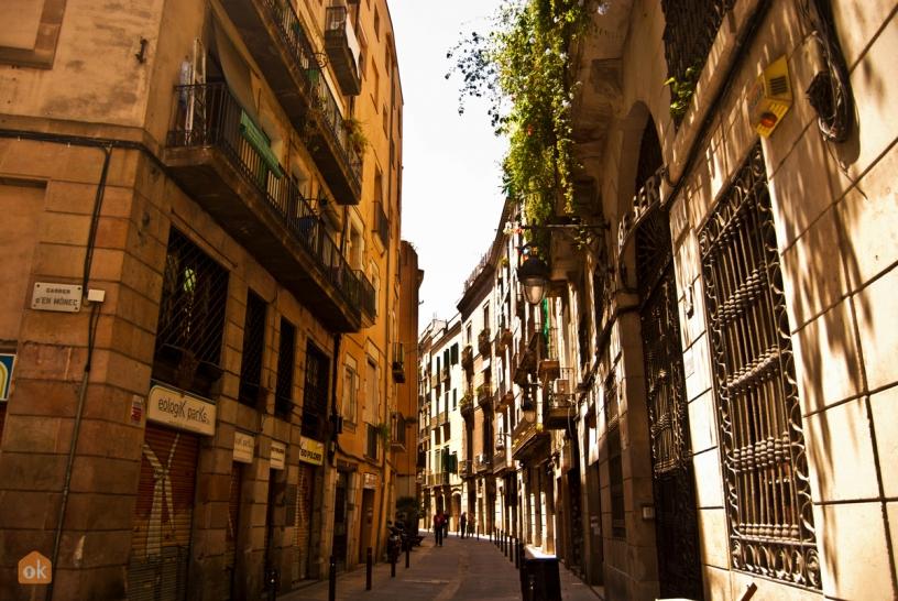 Born in Barcelona