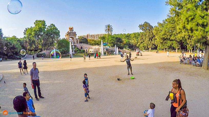 el born park 2