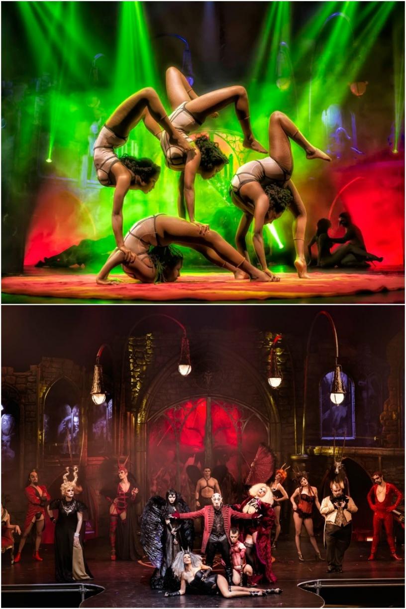 Cabaret Maldito w Barcelonie