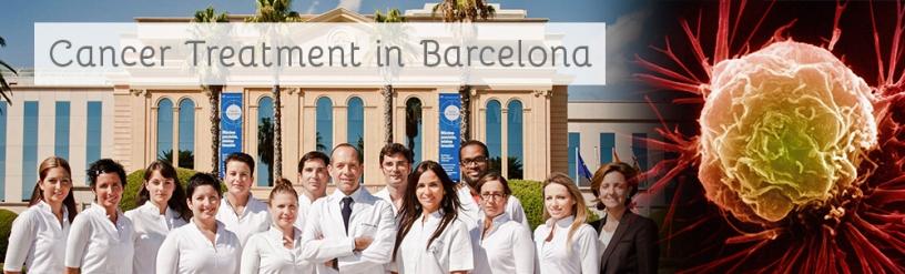 Tratamiento contra el Cáncer en Barcelona