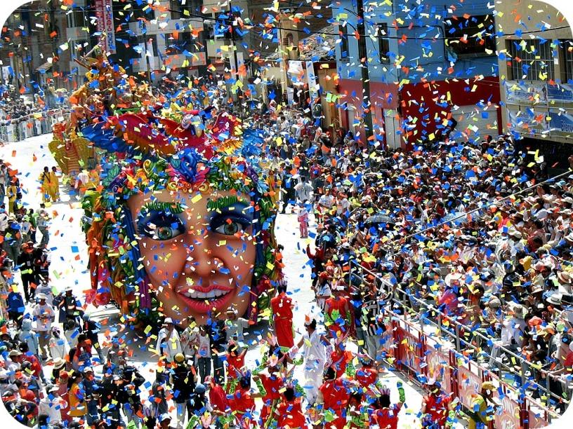 Karneval in Barcelona