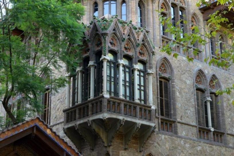 Casa Golferichs Barcelona