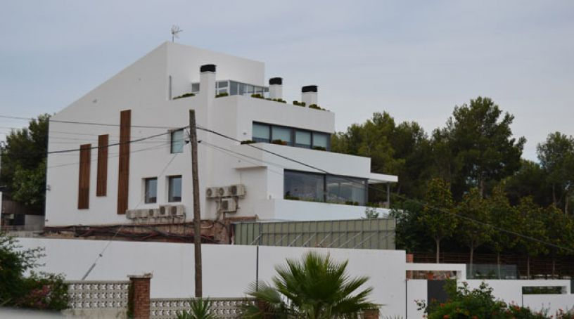 Messi's house