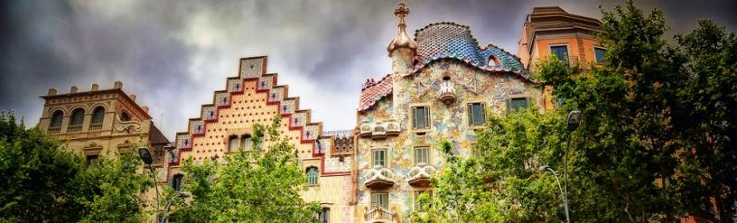 la Casa Batlló y la Casa Ametller