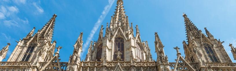Фасад собора в наши дни