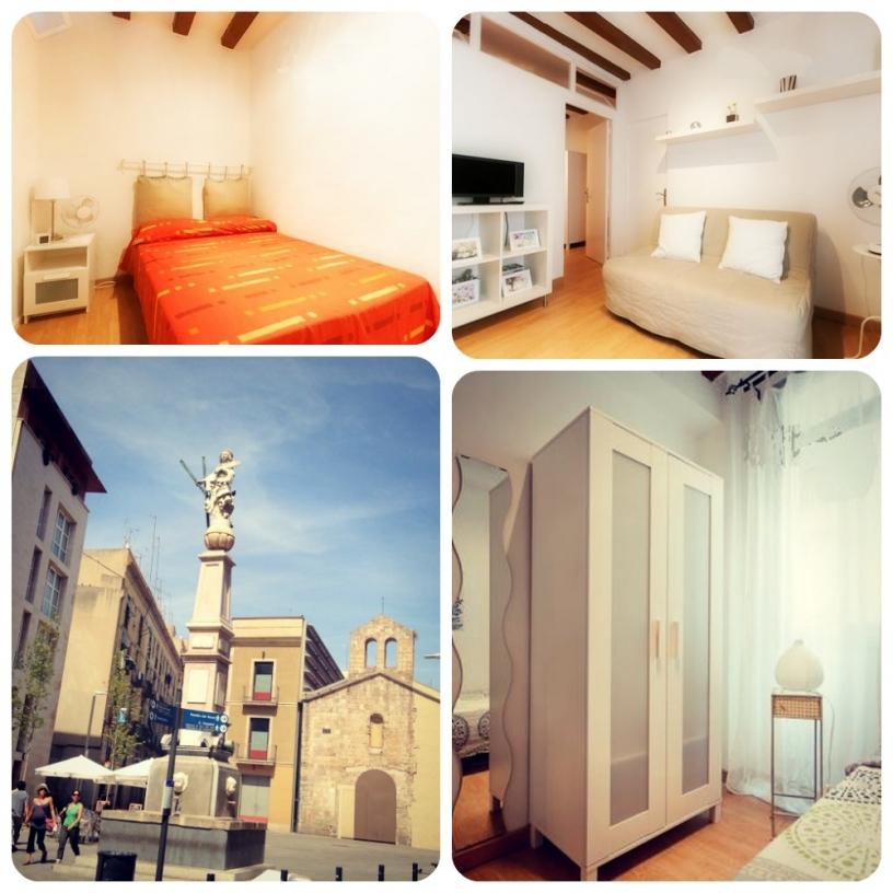 Appartamento Cera Raval a Barcellona