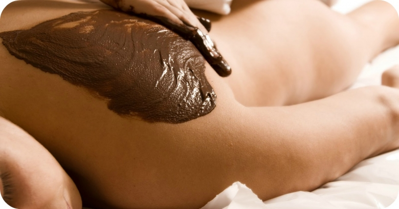 Chocolate therapy in Barcelona