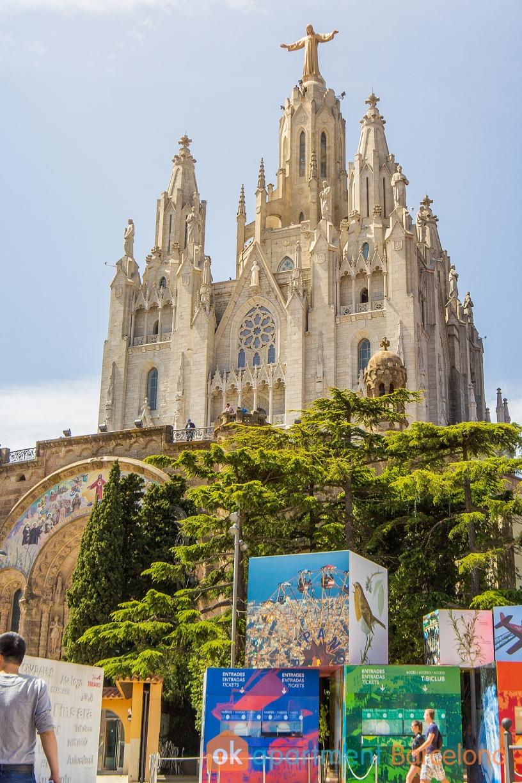 Old Church Barcelona