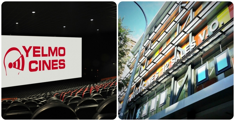 Cinema commerciali in V.O. a Barcellona