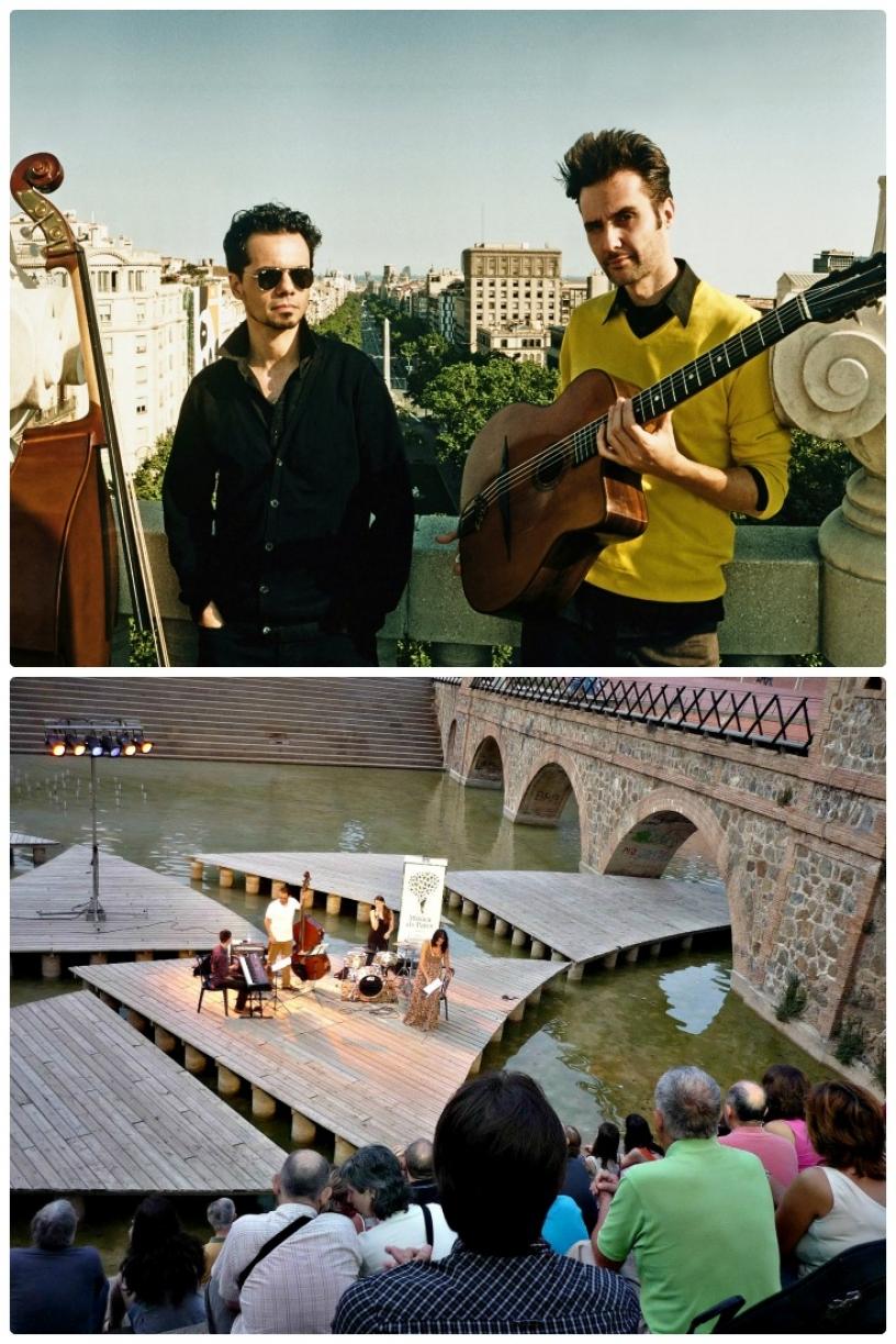 música als parcs barcelona