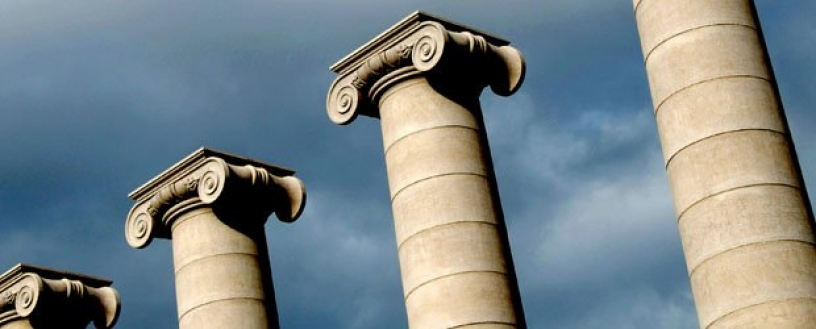Columns of Montjüic