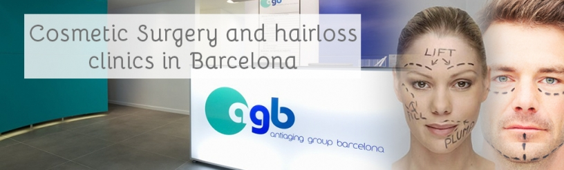 Cosmetic Surgery and Hair loss in Barcelona