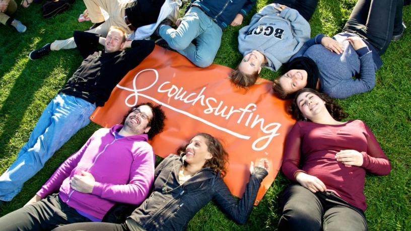 Couchsurfing en Barcelona