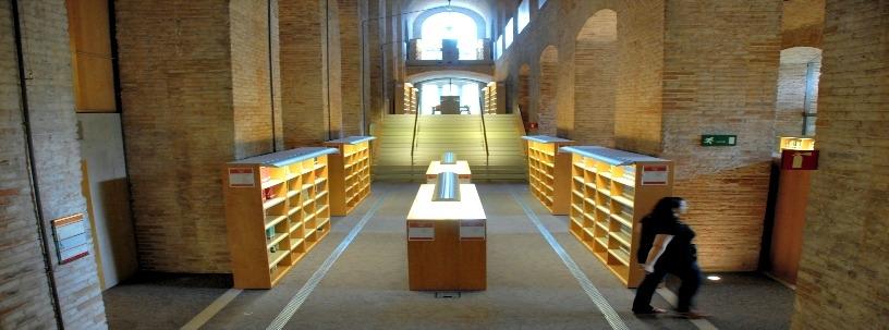 UPF Library, Diposit de les Aigües