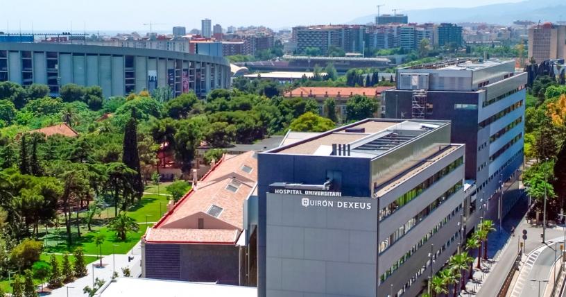 Clínica Dexeus en Barcelona