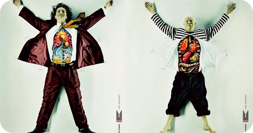 Dali VS Picasso