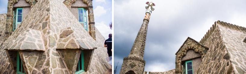 Torre Bellesguard Drache
