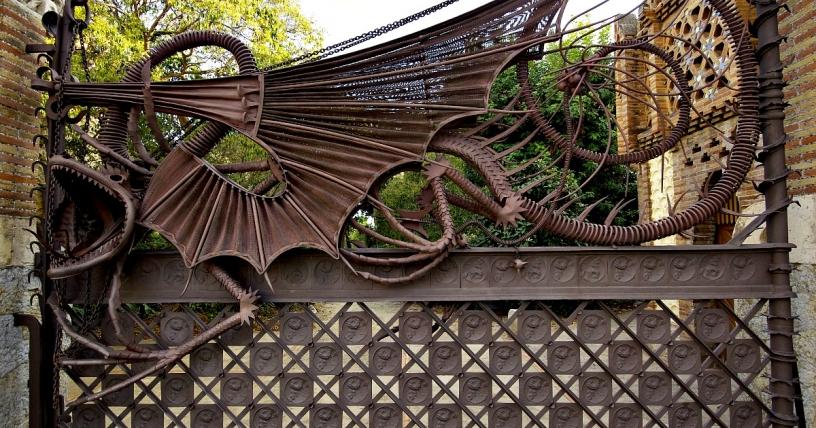 Ворота Павильона Гуэля
