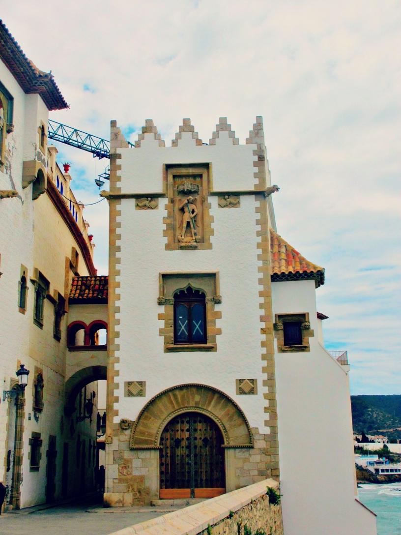 Mar Gebäude, Sitges
