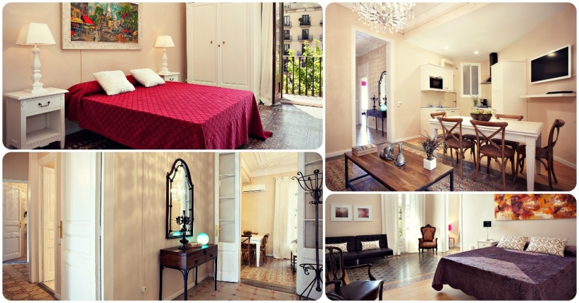 Apartment Eixample Aribau - Affordable Luxury