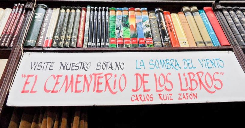 El cementerio de libros de Barcelona