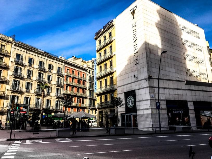 el triangle barcelona
