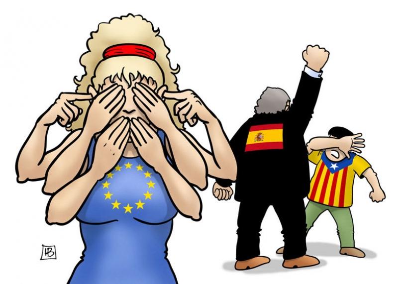 Europa cierra los ojos