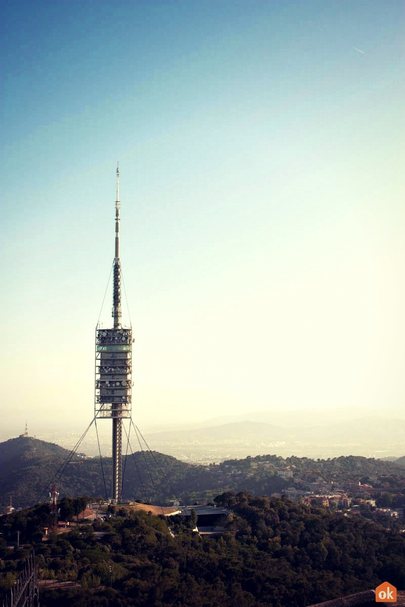 Collserola things to do - Torre de Collserola