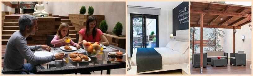 Апартаменты для семей в Барселоне