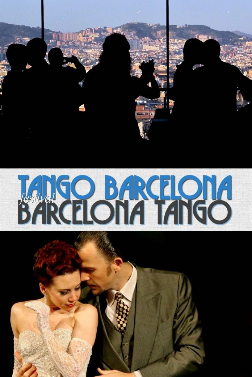 Фестиваль танго в Барселоне