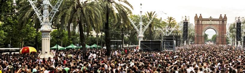 A Barcelona festival