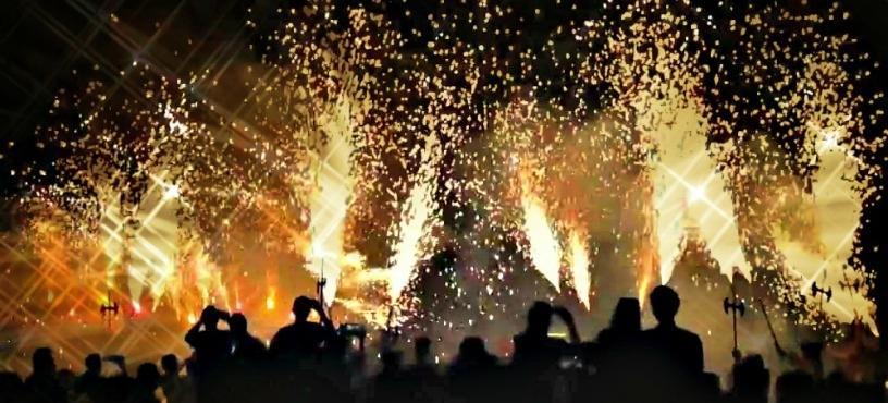 """A """"Festa Major"""" in Barcelona"""